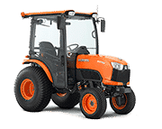 B3150HDCC Compact CAB Tractor