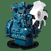 Kubota-03 Series Water-Cooled 25.5-48.7HP