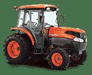 Kubota-TractorsL5740HDCA Premium CAB Tractor