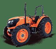 Kubota-Tractors-M-M7040SUHD Premium ROPS Utility Tractor