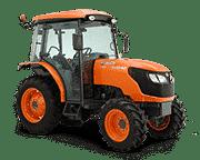 Kubota-Tractors-M-M8540DCN Narrow CAB Tractor