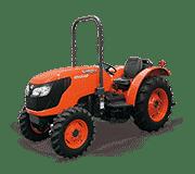 Kubota-Tractors-M-M8540DH Premium ROPS Tractor