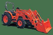 Kubota-Tractors-MX5200HD Hydro Transmission