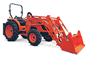 Kubota-Tractors-MX5200D Manual Transmission