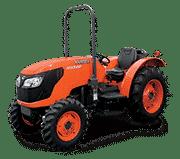 Kubota-Tractors-M-M8540DN Narrow ROPS Tractor