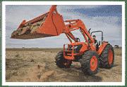 Kubota-Tractors-M-Premium ROPS Tractor