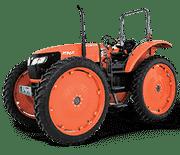 M96SHDM ROPS Mudder Tractor