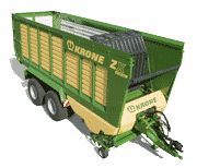 Forage Wagons