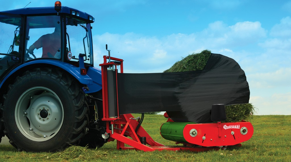 BW 150 – Bale wrappers